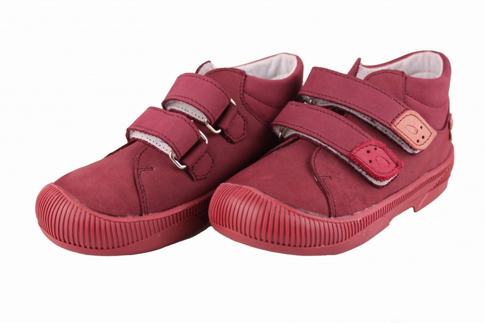 526753598376 34-76 cikkszámú Maus kislány supinált cipő - Lurkócipő