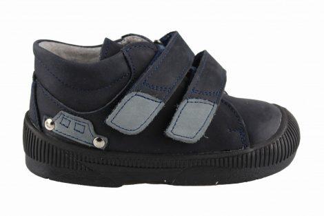 Maus kisfiú supinált cipő, sötétkék