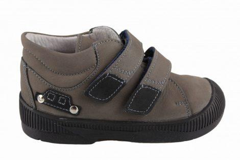 Maus kisfiú supinált cipő, szürke