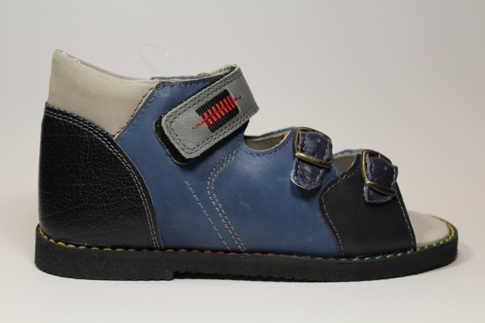 Gyerek supinált cipők szandálok : Linea Supinált szandál 25
