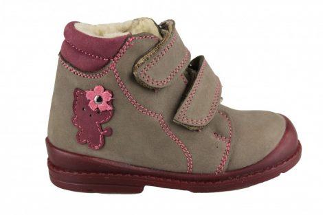 Salus kislány supinált téli cipő