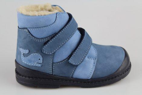 Salus supinált fiú téli cipő