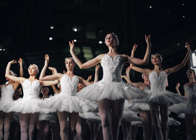 A balett, mint mozgásforma